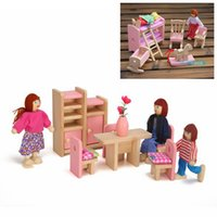 patio furniture - Happy Family Doll House Furniture Family Furniture Patio Set Castle Furniture