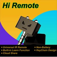 Wholesale Universal IR Learning Hi Remote Control TV STB DVD for Iphone S C S