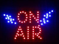 Nled012-r ON-AIR LED Néon Business Light Sign 16