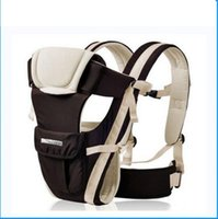 Wholesale Hot Cotton Front Back Hipseat Baby Carrier multifunctional comfort Carriage Sling Wrap M Mummy Outdoor equipments