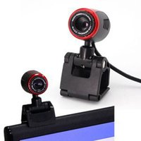 Wholesale High Quality USB Video Webcams Camera For PC Laptop With Low Price New Brand MP USB Webcam with Mic For Sale