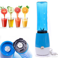 best fruit juicer - Best Price Mini Multifunction Portable Fruit Mixer Juicer Ice Machines extractor Smoothie Maker Cup Outdoor Travel A3