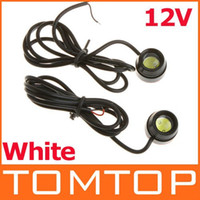 Wholesale 10 W LED White Light LED Eagle Eye Car Tail Light High Power Rear Back Up Reverse Lamp