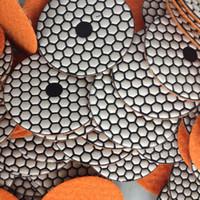 stone polishing pads - Dry Polishing Pad inch Diamond Granite Marble Sanding Pad Polishing Disc Flooring Diamond Tools Abrasive Grinding Stone
