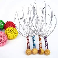 Wholesale New arrival Head massager Scalp Massage claw Scratching device Mini Relaxed health product nice small gift