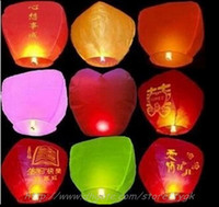 Holiday balloons china - Sky Lanterns China Wish Balloons Flame Resistant Flying Balloon Chinese Kongming lantern Wishing Lamp for kongmin light