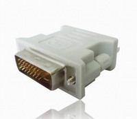 Wholesale Piece New DVI Pin to VGA Female Adapter Connector
