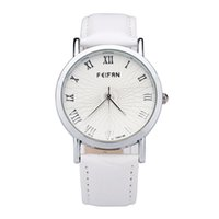 auto sale contract - Attractive Hot sale Fashion New Unisex Contracted Roman Numerals Watches Good Gift SP15