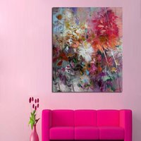 ba big - BA Oil Painting Big Size Hand Painted Oil Painting Abstract on Canvas Wall art for Home Decor