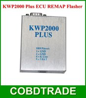 Wholesale Good Quality KWP2000 Plus ECU REMAP Flasher OBD KWP2000 OBD2 Diagnostic Tool