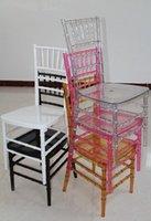 chiavari chair - resin chiavari chair