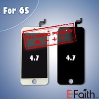 bars screens - For iPhone S Grade A LCD Assembly Inch Display With Touch Screen Digitizer Replacement free DHL Shipping