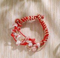 Shamballa de los granos de China Pulseras Macrame de la bola de la joyería pulseras brazalete de China baratas de la manera pulseras del abrigo de la joyería