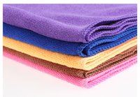 Wholesale The new car wash towel Microfibre towel towel wash car cleaning towel