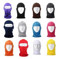 Wholesale Sports amp Entertainment Motorcycle Cycling Ski Neck protecting Outdoor Balaclava Full Face Mask