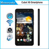 android phone wifi hotspot - Cubot X9 inch Android Octa Core Cell Phone MTK6592M GHz GB RAM GB ROM MP Camera IPS HD GPS Hotspot G Smartphone