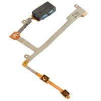 Wholesale New Hot Earpiece Ear Speaker Audio Volume Button Flex Cable For Samsung S3 i9300