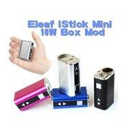 vape mods - Mini iStick W Box Mod mAh Variable Wattage Voltage Vape Mod Thread Ismoka Mini istick mah electronic cigarette