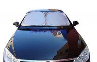 Wholesale 1 X Auto Front Rear Window Sun Shade Car Windshield Visor Cover Block New order lt no track
