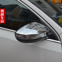 Wholesale mirror housings adapted special mirror cover side mirror cover for Volkswagen New Jetta Sagitar