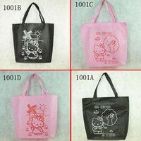hello kitty tote bags - Hot Hello kitty Shopping bag Reusable bag handbag Tote Bag