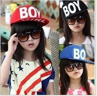 Cheap London Boy Cap For Children Adjustable High Quality Boy Girl Hat Kid Baseball Snapback
