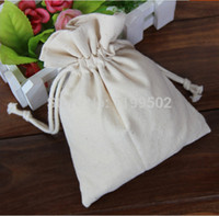 bean bags manufacturers - Direct Manufacturer cm drawstring canvas bags for coffee bean ornament gift jewelry watch pouch bag custom made