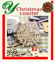 Cheap wooden christmas decoration Best Wood ECO Friendly Christmas Decor Banquet