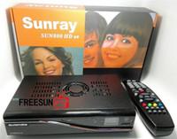 Wholesale Sunray se HD SE High Definition TV Satellite Receiver With Wifi dream box se series
