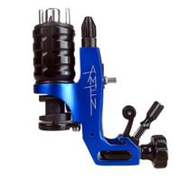 Beginner Kit tattoo gun frames - Newest Stigma Amen V6 Rotary Tattoo Machine Gun w Motor Aluminium Alloy CNC Frame for Shading Lining Coloring