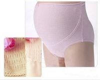 Wholesale M XXL Maternity Shorts Underwear Underpants Panties For Pregnant Women Colors Available