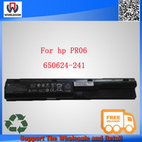 Wholesale PR06 v Wh new original Laptop Battery For HP ProBook s series HSTNN B2R HSTNN DB3C
