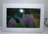 achat en gros de albums lcd-10 pouces LCD cadre photo numérique HD 1024x768 multifonctionnel album électronique lecteur MP3 / MP4 télécommande couleur blanche / noire