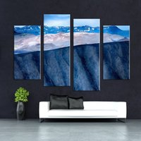 bedroom painting idea - 4 Panel wall pictures for bedroom decoratives Wall painting print on canvas for home decor ideas paints on Wall pictures art