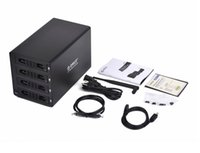 attached storage - ORICO NAS Bay All Aluminum Alloy Network Attached Storage Hard Disk Drive Capacity TB TB Black Color