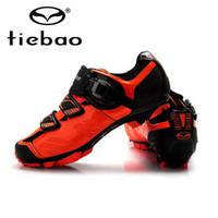 Wholesale Teibao MTB shoes mountain bike cycling mountain bike shoes Riding Professional zapatillas bicicleta mtb hombre TB35 B1407
