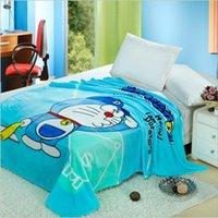 Wholesale 2015 flannel blankets color sofia minnions princess stitch kt blankets barbie bedding sheet kid stitch spiderman blankets BBB3157