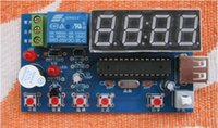 Wholesale V relay delay module timer switch time controller digital countdown