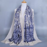 Wholesale 2015 Women cm Square Scarf muslim voile cotton Scarves Shawl Hijab style scarf scarves