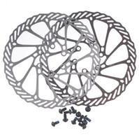 bicycle disc brake pads - Bicycle Brake Disc Brake Block Lining Rotors Mtb Bike Brake Pads mm With Bolts ForAvid G3 Bb5 Bb7