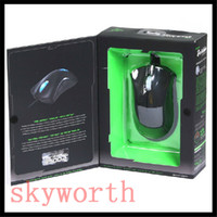 mouse - Top quality Razer Death Adder Mouse Upgrade DPI Competitive games must razer deathadder Factory Offer with retail package