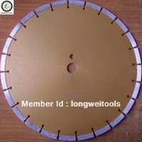 """Wholesale Segment For Granite - 350mm cold press segment 14""""diamond saw blade masonry saws disc for polished marble and granite hand saw for stone.Danyang made"""