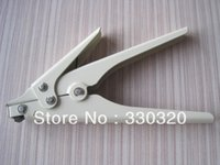 automatic cable tie - Automatic cable tie fasten tool nylon cable tie installation tool white colour