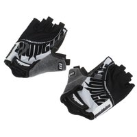 Wholesale SK Anti Slip Half Finger Bicycle Cycling Gloves White Black Colorful Size L