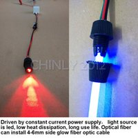 Wholesale 1W DC V car use home use car light side glow fiber optic light illuminator constant current power supply