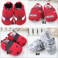 Wholesale Unisex Animal Cartoon Shoes Casual Baby First Walker Shoes Toddler Baby Shoes Kids Children Sporst Walk Shoe