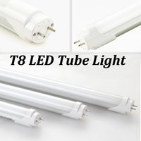 Wholesale led light V v SMD W m ft T8 LED Tube Light