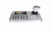 Wholesale 5 inch LCD ONVIF Speed Dome Camera D Joystick HD LCD Display Network PTZ Keyboard Controller