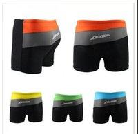 Wholesale Men s Sport Underwear Beach Shorts Low Waist Boxer Swimming Trunks Swimwear