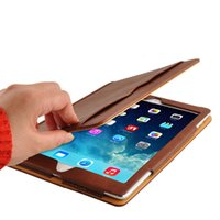 apple folder - Luxury PU Leather Smart Tablet Cases Stand Flip Folder Holder Covers For iPad Mini Air iPad Pro With Auto Sleep Wake Up